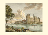 Caernarvon Castle Posters by Paul Sandby
