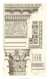 Corinthian Detail V Giclee Print