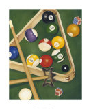 Rack 'Em II Premium Giclee Print by Jennifer Goldberger
