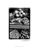 Farmer's Market II Premium Giclee Print by Laura Denardo