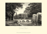 View of Ditton Park Prints by James Hakewill