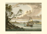 Benton Castle, Milford Haven Prints by Paul Sandby