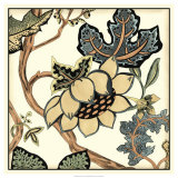 Jacobean Tile IV Prints by Chariklia Zarris
