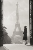 Parigi 1928 Poster di Hugo Wild