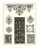 Baroque Details III Giclee Print