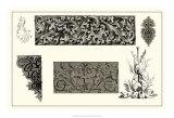 Baroque Details V Giclee Print