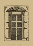 Palladian Door Posters by Andrea Palladio