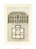 Architectural Detail I Giclee Print