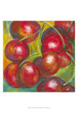 Abstract Fruits III Prints by Chariklia Zarris