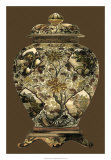 Amber Porcelain I Poster