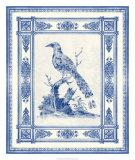 Toile de Jouy II Giclee Print