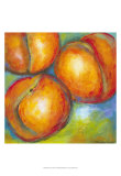 Abstract Fruits II Posters by Chariklia Zarris