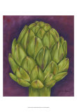 Artichoke Art by Jennifer Goldberger