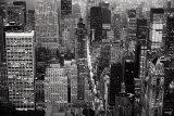 5th Avenue, New York City Affiche par Philip Plisson