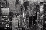 5th Avenue, New York City Print by Philip Plisson