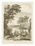 Pastoral View I Posters by Claude Lorrain