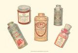 Vintage Boudoir IV Prints