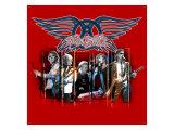 Aerosmith Premium Giclee Print