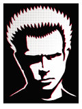 Billy Idol Premium Giclee Print