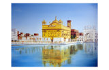 Golden Temple Art by Sukhpal Grewal