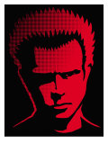 Billy Idol Giclée-Druck