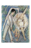 Dancing Couple Prints by Ernst Ludwig Kirchner