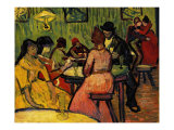 The Night Cafe Prints by Vincent van Gogh