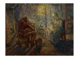 Night Giclee Print by Vincent van Gogh