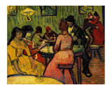 The Night Cafe Posters by Vincent van Gogh