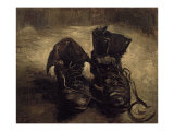 Still Life of Shoes Posters by Vincent van Gogh