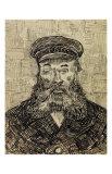 Joseph Roulin Poster by Vincent van Gogh