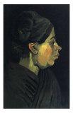 Peasant Woman Prints by Vincent van Gogh