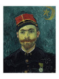 The Lover, Poul-Eugene Milliet Giclee Print by Vincent van Gogh