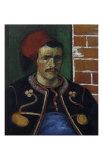 The Zouave, Bust Plakater af Vincent van Gogh