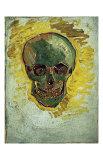 Skull Poster by Vincent van Gogh