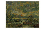 Recollection of Brabant Giclee Print by Vincent van Gogh