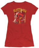 Juniors: DC Comics - Plastic Man - Street Shirts