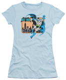 Juniors: DC Comics - Batman in the City Shirts