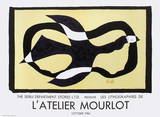 L'atelier Mourlot Collectable Print by Georges Braque