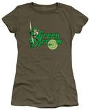 Juniors: DC Comics - Green Arrow Shirts