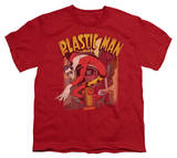 Youth: DC Comics - Plastic Man - Street T-shirts