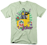 DC Comics - The Joker - These Fish are Loaded T-shirts
