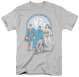 DC Comics - Trinity Shirts