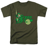 DC Comics - Green Arrow Camisetas