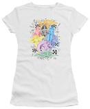 Juniors: DC Comics - Super! T-shirts