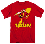 DC Comics - Shazam! T-shirts
