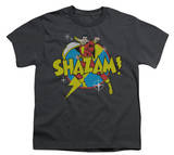Youth: DC Comics - Shazam! - Power Bolt Camisetas
