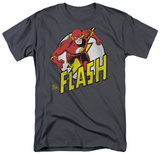 DC Comics - The Flash - Run Flash Run T-Shirts