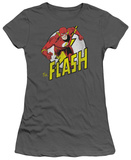 Juniors: DC Comics - The Flash - Run Flash Run Camiseta