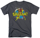 DC Comics - Shazam! - Power Bolt T-shirts